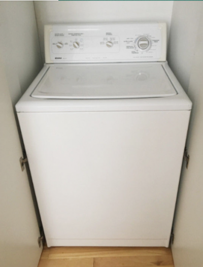featured image thumbnail for post 4 Tips For Buying A Used Washing Machine